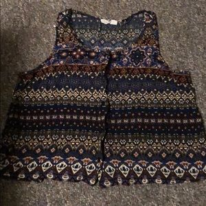 Used top by lush size s